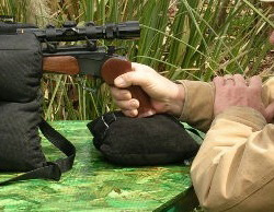 Shooing Bags Rifle Rest